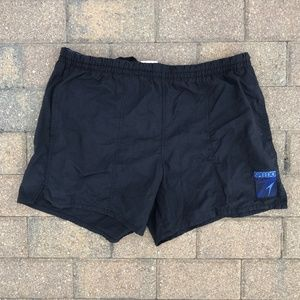 Vintage 1990s Speedo Swimming Trunks